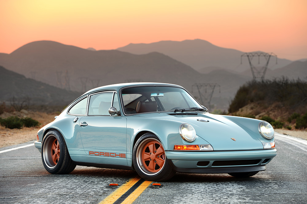 Perfect 911 and one of the best cars out there.
