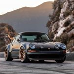 Porsche 911 Restored by Singer in the Mountains