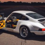Porsche 911 Restored by Singer DLS with a Peek at the Interior